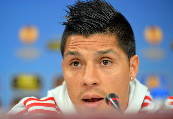 Enzo Perez (getty images)