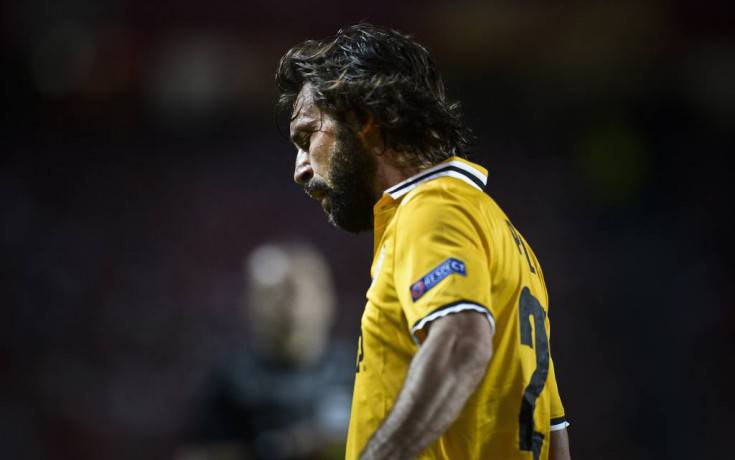 Andrea Pirlo - Getty Images