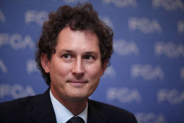 John Elkann (getty images)