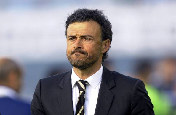 Luis Enrique - Getty Images