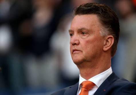 Louis Van Gaal - Getty Images