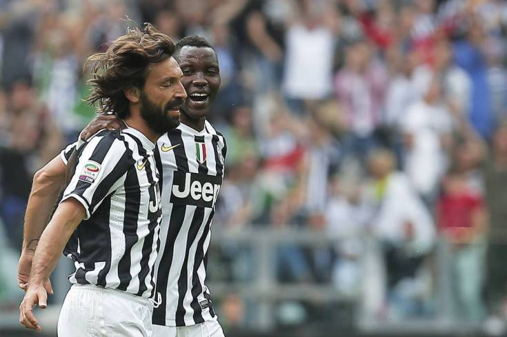 L'esultanza di Pirlo - Getty Images