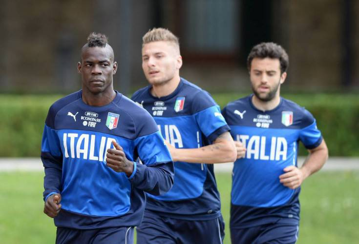 Mario Balotelli in Nazionale - Getty Images