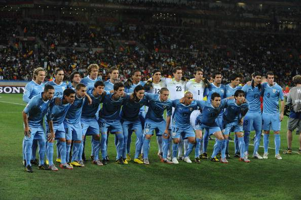 Uruguay - Getty Images