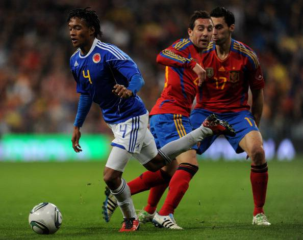 Juan Cuadrado - Getty Images