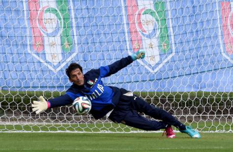 Gigi Buffon (getty images)