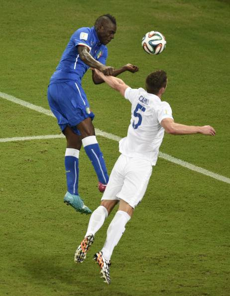 Il gol di Maro Balotelli - Getty Images