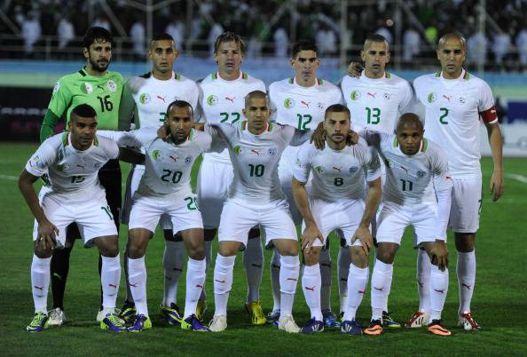 Algeria - Getty Images