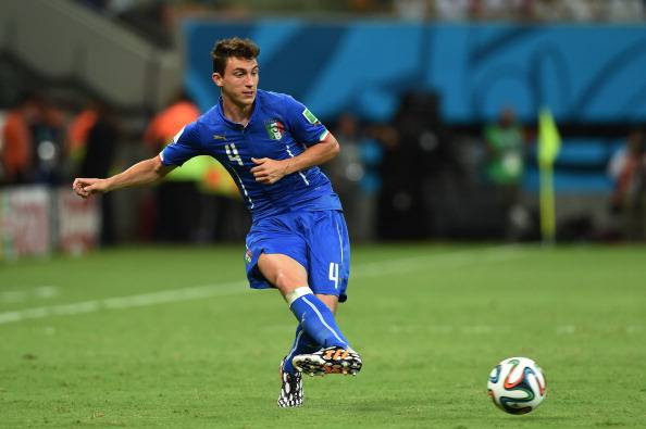 Matteo Darmian (getty images)