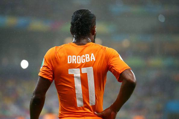 Didier Drogba - Getty Images