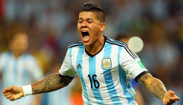 Marcos Rojo (getty images)