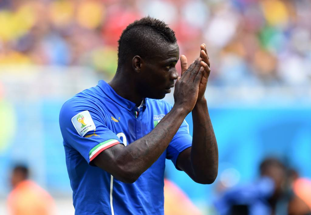 incidente Balotelli