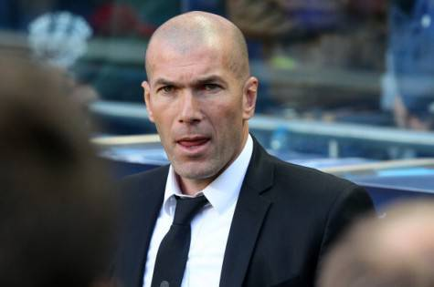 Zinedine Zidane (getty images)