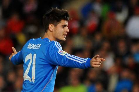 Alvaro Morata - Getty Images
