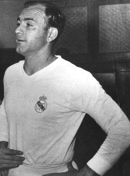 Alfredo Di Stefano - Getty Images