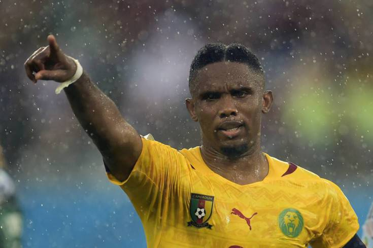 Samuel Eto'o - Getty Images