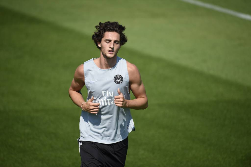 Adrien Rabiot - Getty Images