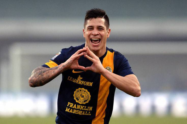 Juan Manuel Iturbe (getty images)