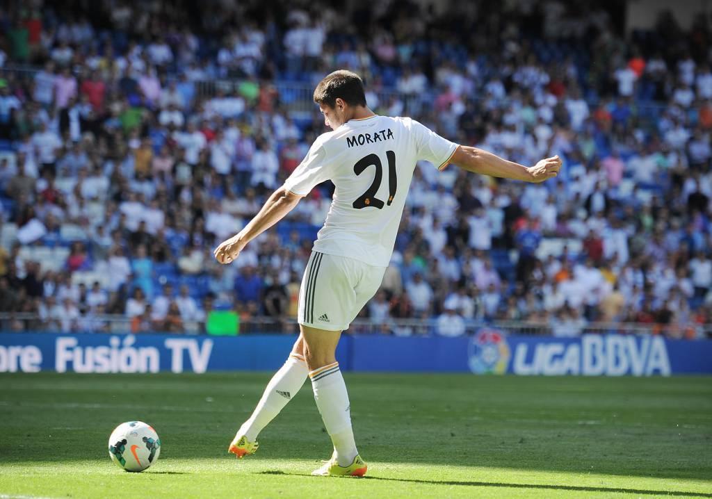 Alvaro Morata - Getty Images