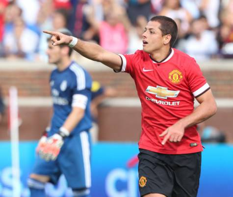 Javier Hernandez (getty images)