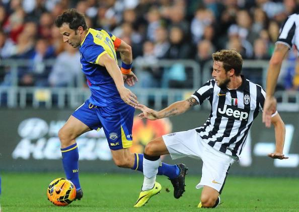 Del Piero contro la Juventus (getty images)