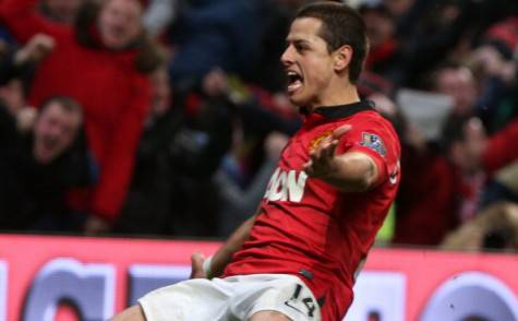 "Javier ""Chicharito"" Hernandez (getty images)"