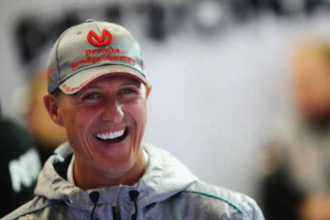 Michael Schumacher - Getty Images
