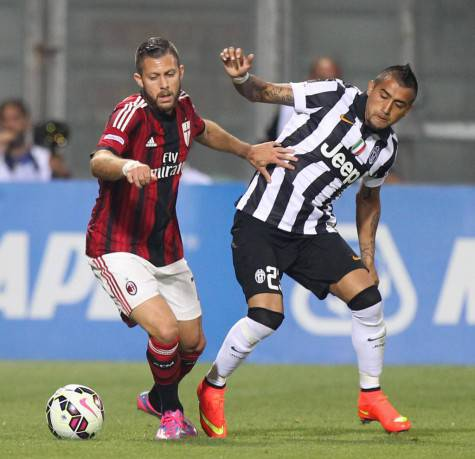 Milan-Juventus (getty images)