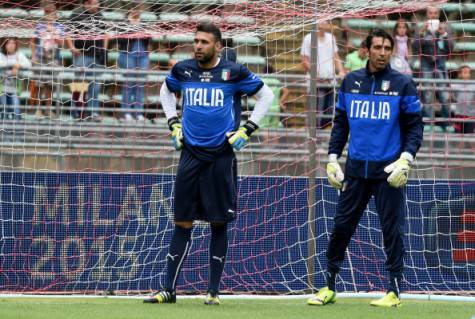 Sirigu e Buffon (getty images)