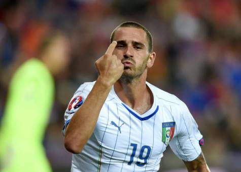 Leonardo Bonucci (getty images)
