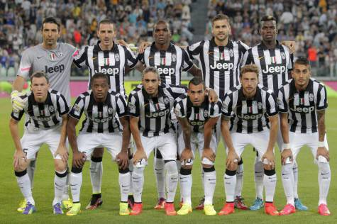 Juventus (getty imsages)