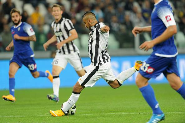 Arturo Vidal - Getty Images