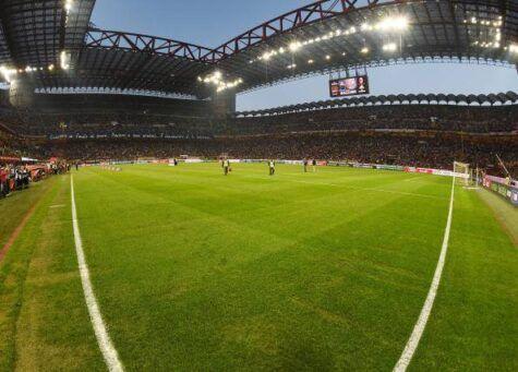 Inter juventus come arrivare allo stadio s siro - Cosa si puo portare allo stadio san siro ...