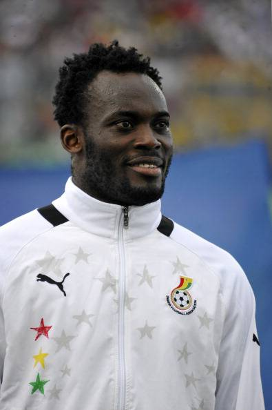 Michael Essien - Getty Images