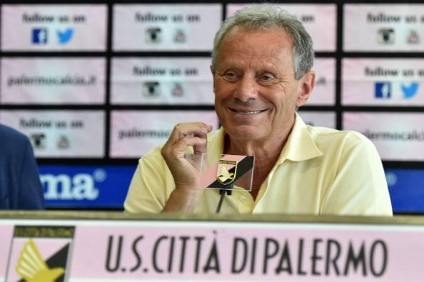 Maurizio Zamparini (getty images)