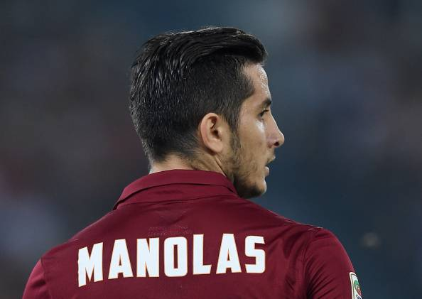 Kostas Manolas (getty images)
