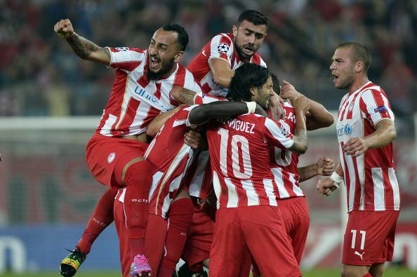 Olympiakos (getty images)