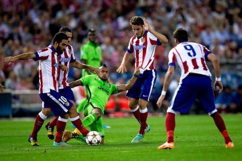 Atletico Madrid-Juventus (getty images)