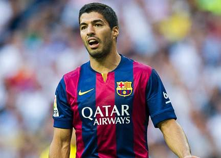 Luis Suarez (Getty images)