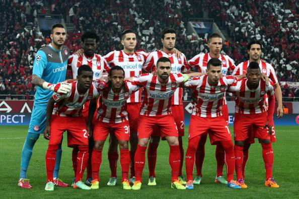 Olympiakos - Getty Images