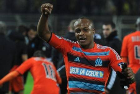 Andrè Ayew  - Getty Images