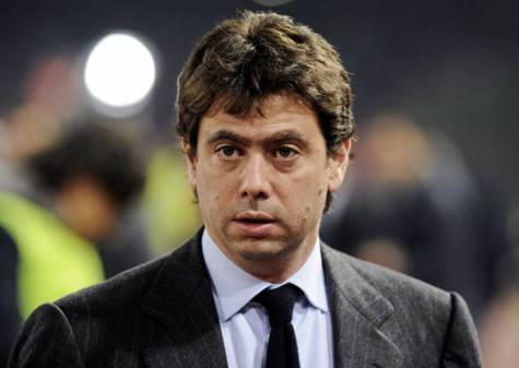 Andrea Agnelli - Getty Images