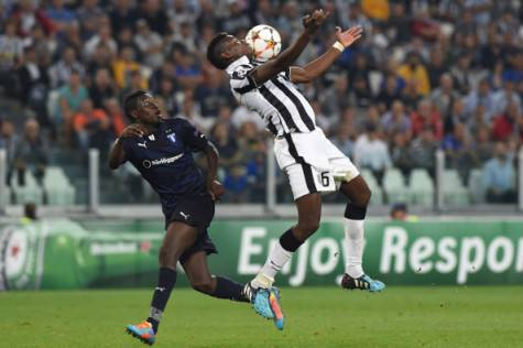 Juventus-Malmoe (getty images)