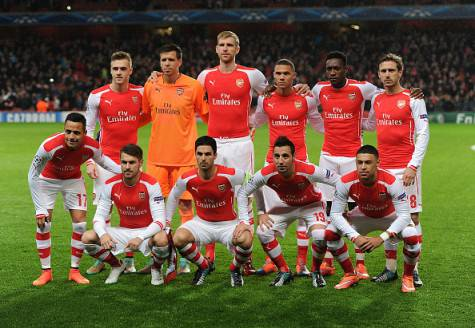 Arsenal (getty images)