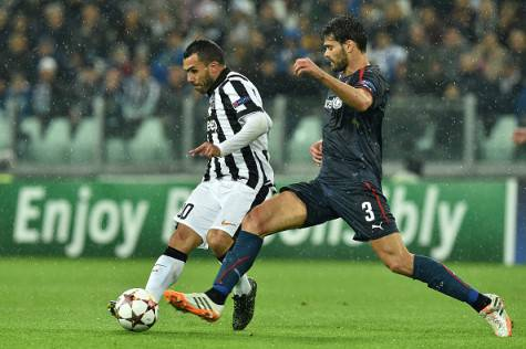 Juventus-Olympiacos (getty images)