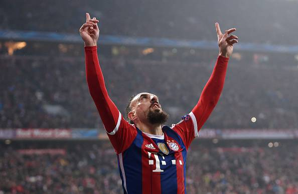 Franck Ribery (getty images)