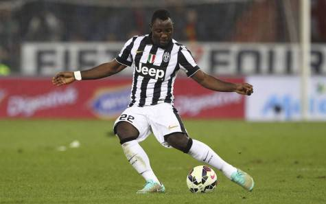 Kwadwo Asamoah (getty images)