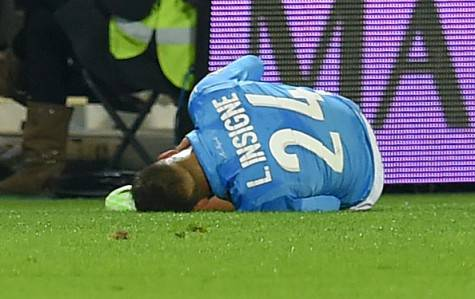 Lorenzo Insigne (getty images)