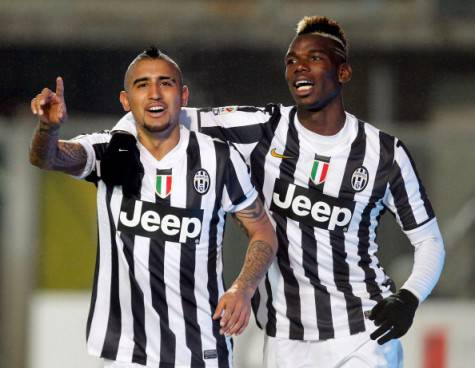 Pogba-Vidal (getty images)