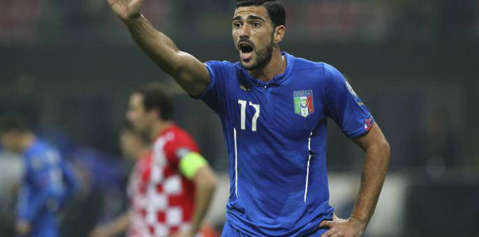 Graziano Pellè - Getty Images